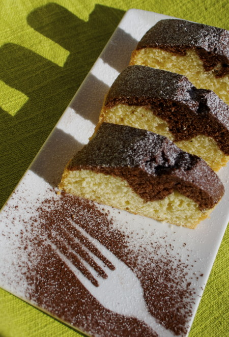 Bed and breakfast a Pienza -Torta al cioccolato pronta per essere servita
