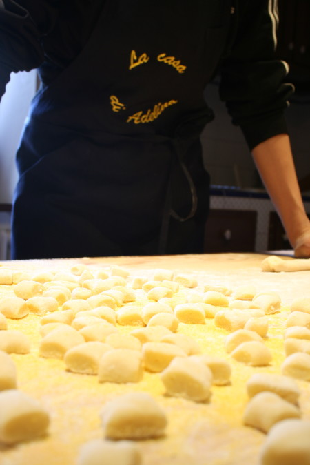 Bed and breakfast a Pienza – Gnocchi di patate pronti per la cottura